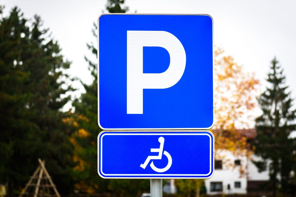 mobility parking