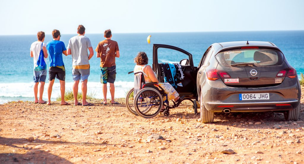 Rent a Wheelchair Accessible Vehicle From Motoring Mobility