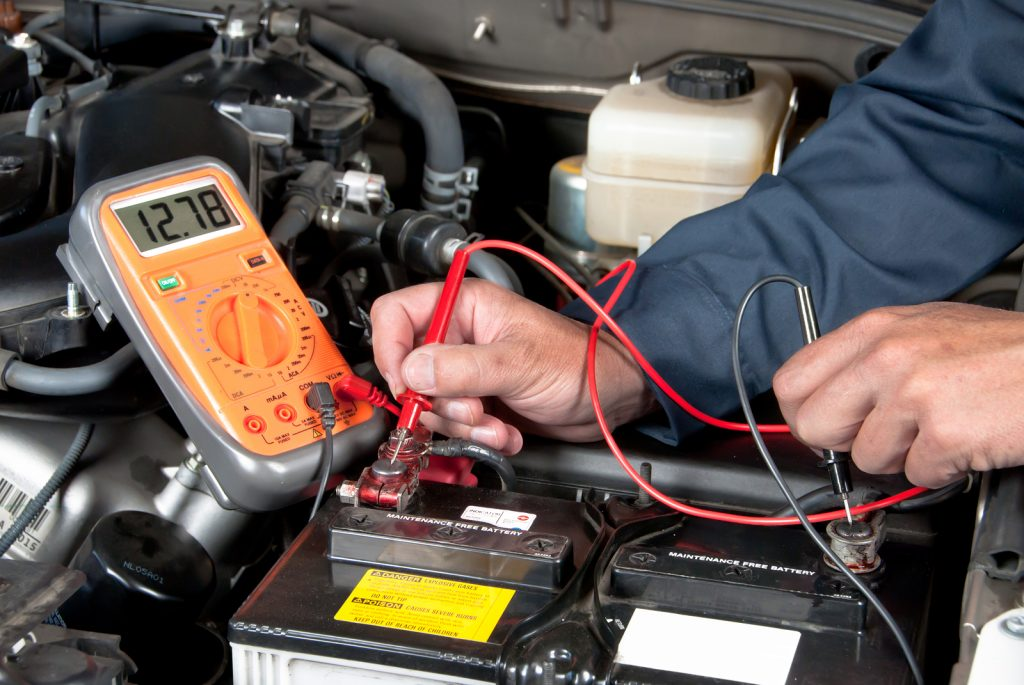 service and repairs of mobility vehicles
